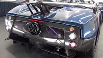 Pagani Zonda 760 Roadster with manual gearbox