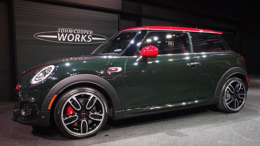 MINI Cooper JCW arrives in Detroit, U.S. pricing announced