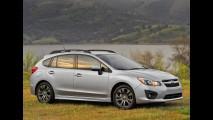 Subaru altera preços e rebatiza versões de Forester e Impreza no Brasil