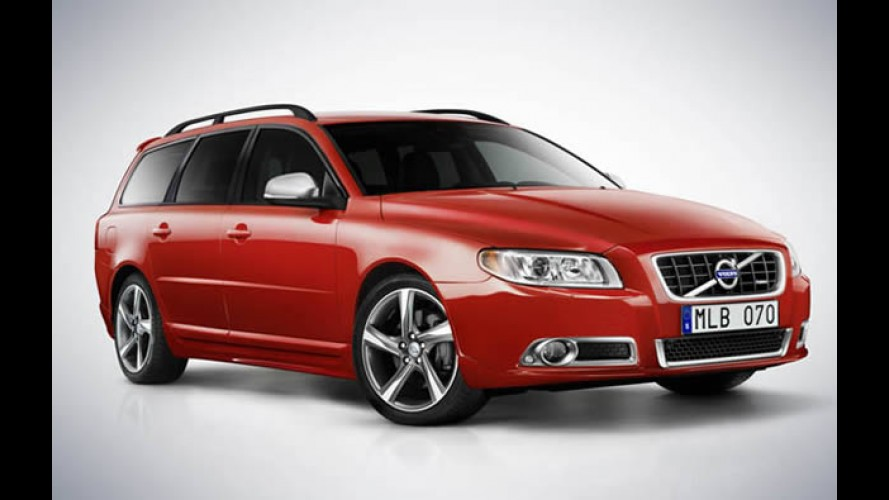 Veja a lista dos carros mais vendidos na Suécia em junho de 2012