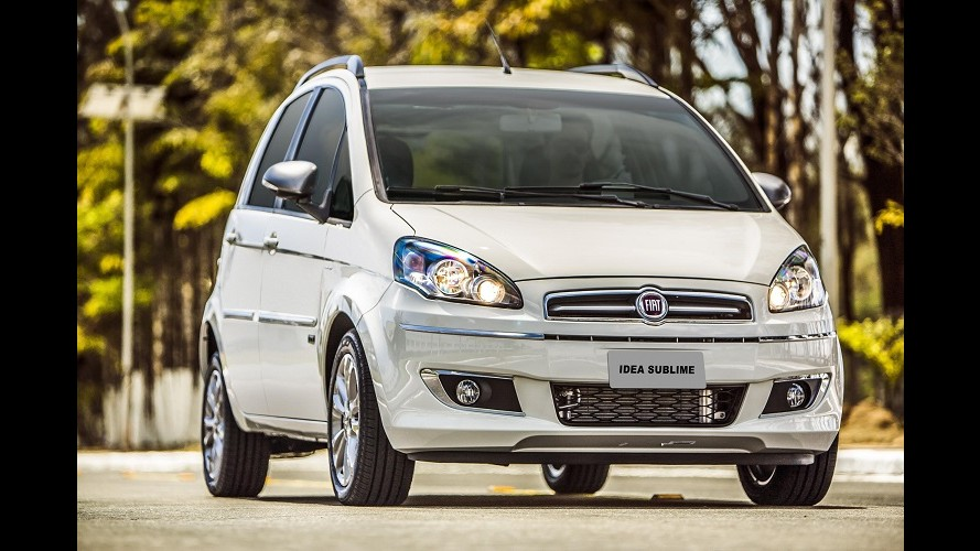 Fiat Idea ganha série especial Sublime por R$ 52.150