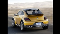 Volkswagen pode lançar versão de produção do Beetle Dune Concept