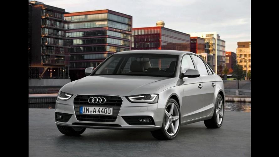 Audi aposta em motor 2.0 TDI para o A4 nos Estados Unidos