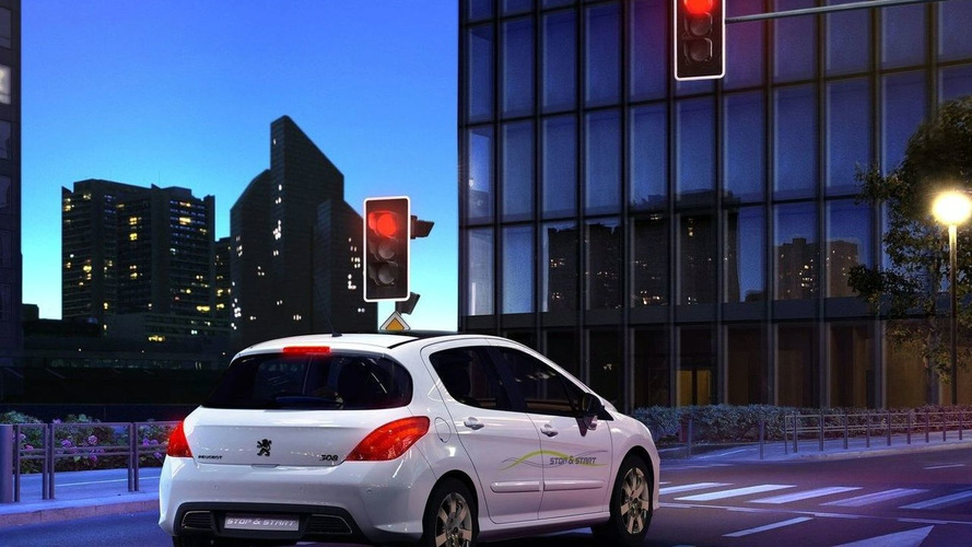 Peugeot 308 Stop & Start Debuted in Paris