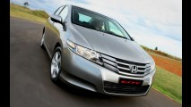 Honda CR-V e City batem recorde de vendas em novembro