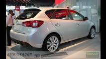 Kia ultrapassa 2 milhões de unidades vendidas em 2010; Cerato ultrapassa 400 mil unidades