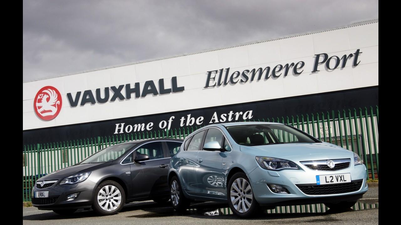 Reino Unido: Ford domina entre marcas e automóveis em agosto