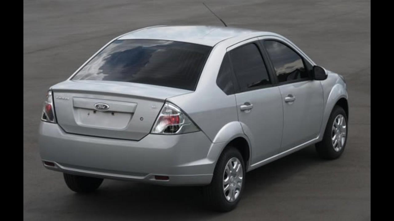 Fiesta 2011 brasileiro chega à Argentina com opção de câmbio automático e motor diesel