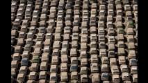 Honda destruirá lote de 1.400 carros danificados por enchentes na Tailândia