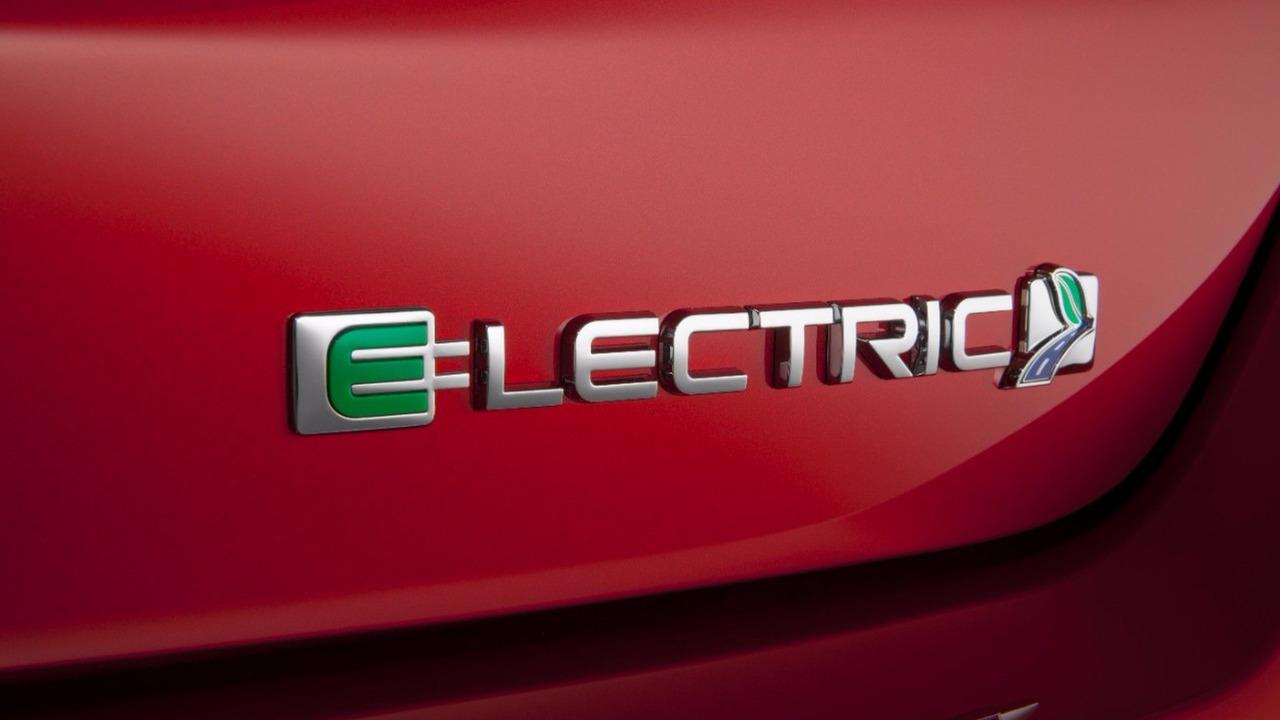 Ford électrique
