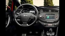 Veja todos os detalhes do novo (e belo) Kia Cee'd 2016 com motor 1.0 turbo - vídeo