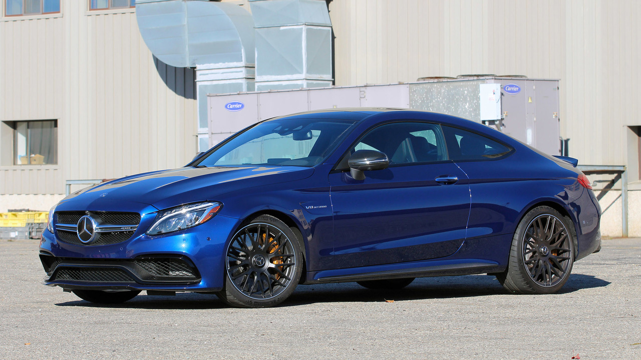 2017 mercedes amg c63 s coupe review photos. Black Bedroom Furniture Sets. Home Design Ideas