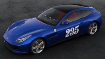 Ferrari 70th Anniversary Livery Number #11
