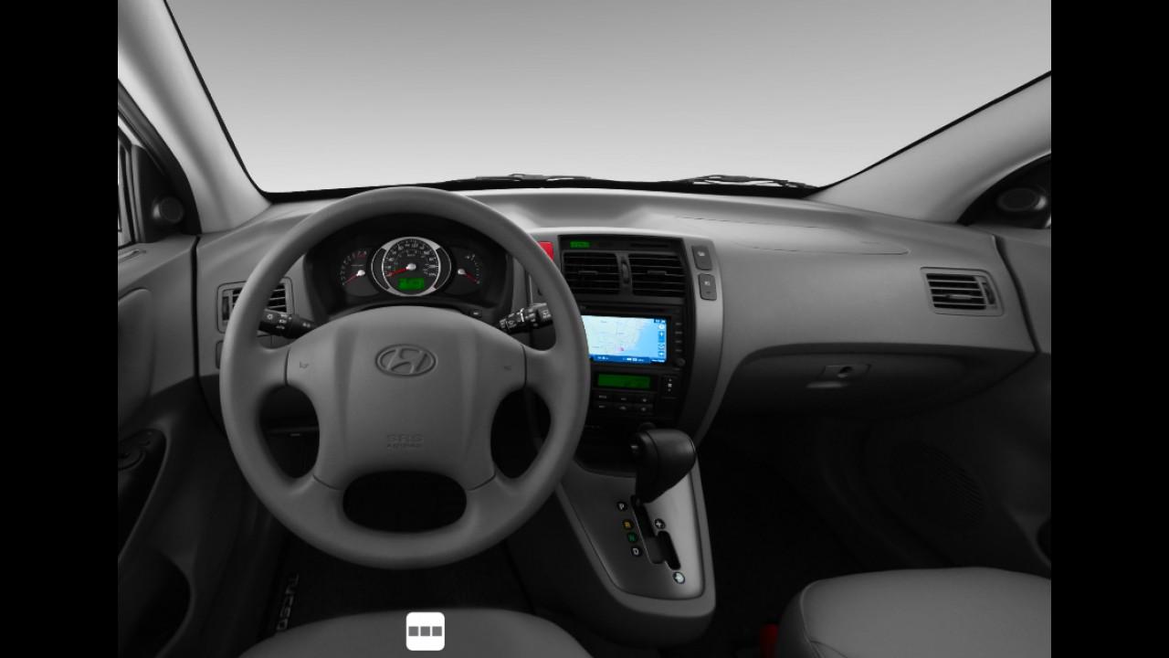 Hyundai reduz preço e oferece Tucson a partir de R$ 66.900