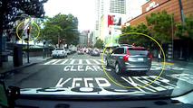 Uber Red Light Violation
