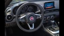 Fiat 124 Spider: Miata italiano tem turbo e tração traseira