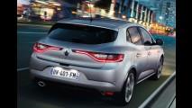 Veja o novo Renault Mégane 2016 em ação antes da estreia - vídeo