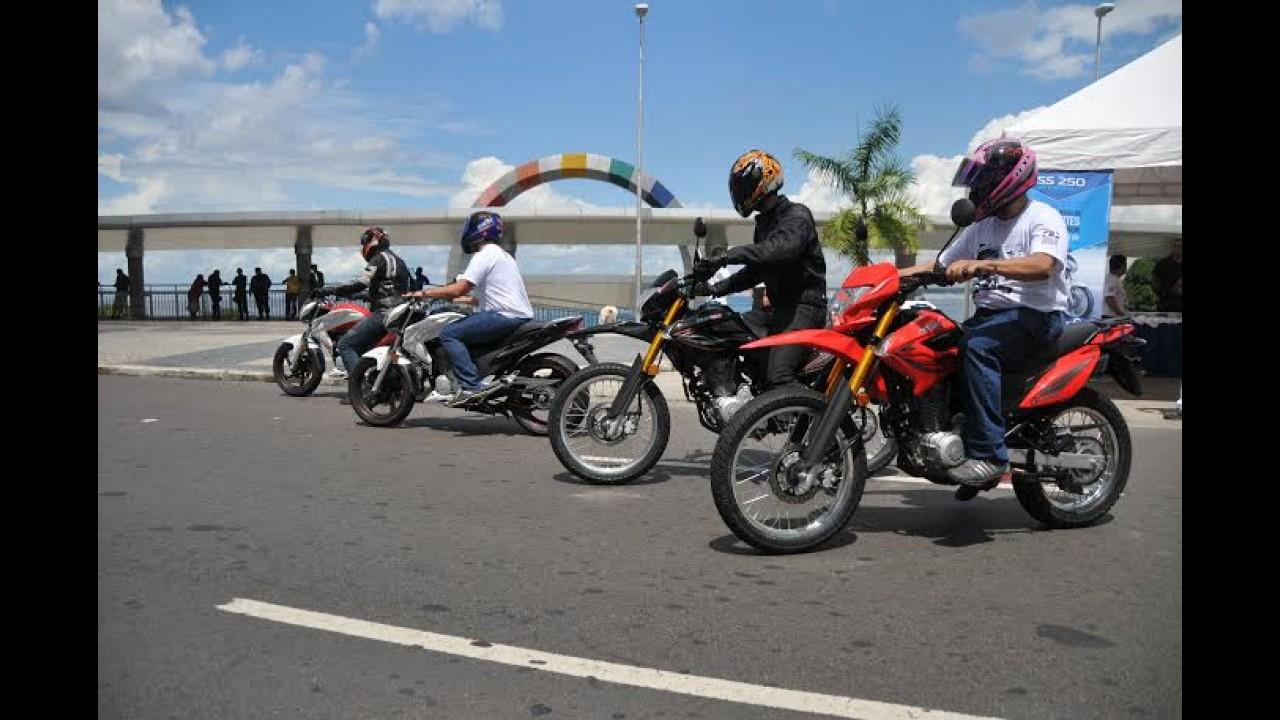 Traxx lança quatro novas motos de 150 e 250 cc a partir de R$ 5.999