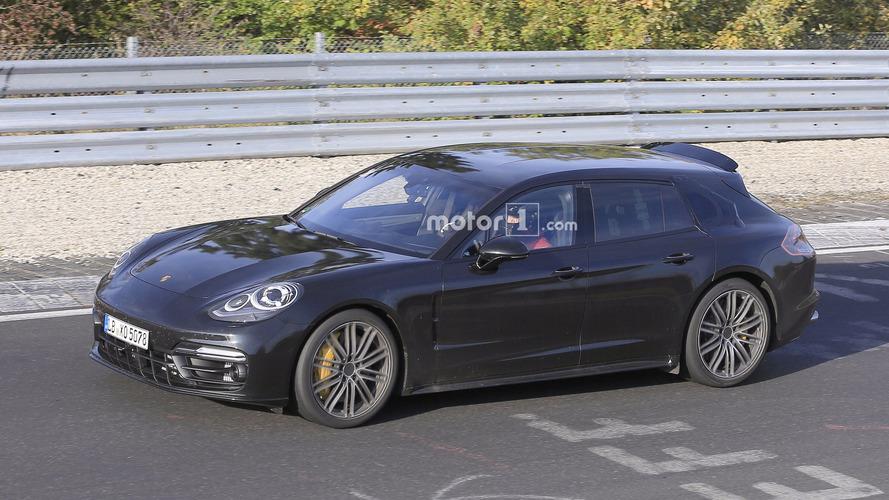 La Porsche Panamera Sport Turismo confirmée pour Genève !