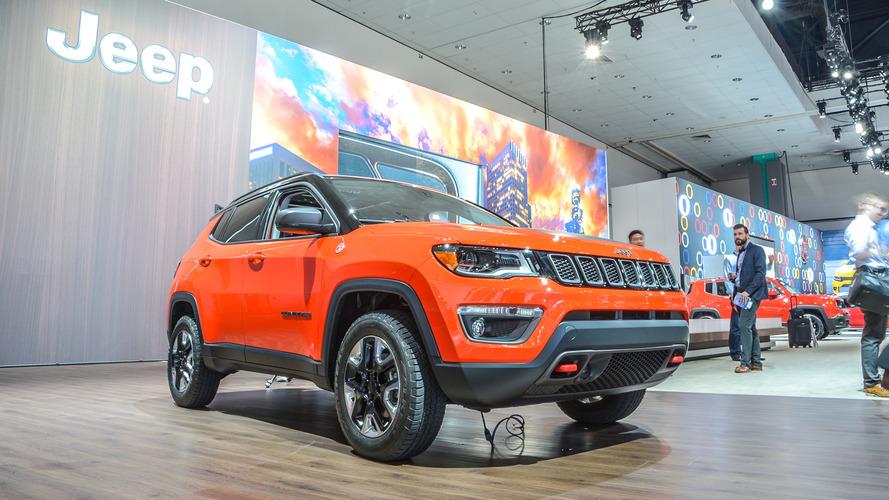La Jeep Compass est la star de la Design Week de Milan