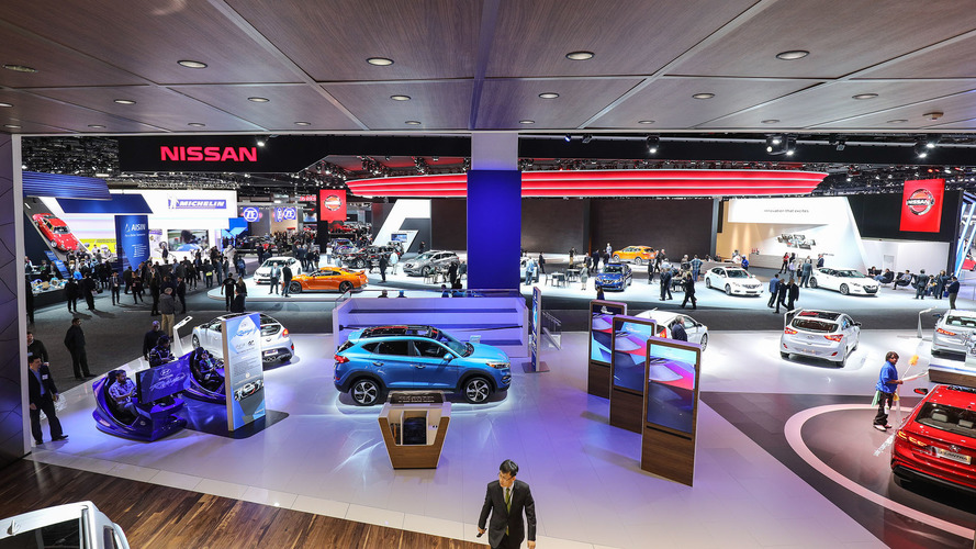Detroit Blinks, May Move Auto Show To Avoid CES Conflict