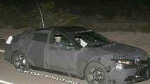 New Acura Sedan Prototype Spy Shots