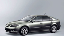Facelifted Mazda Atenza