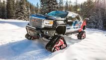 2018 GMC Sierra 2500HD All Mountain konsepti