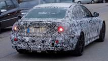 BMW M3 Photos espion