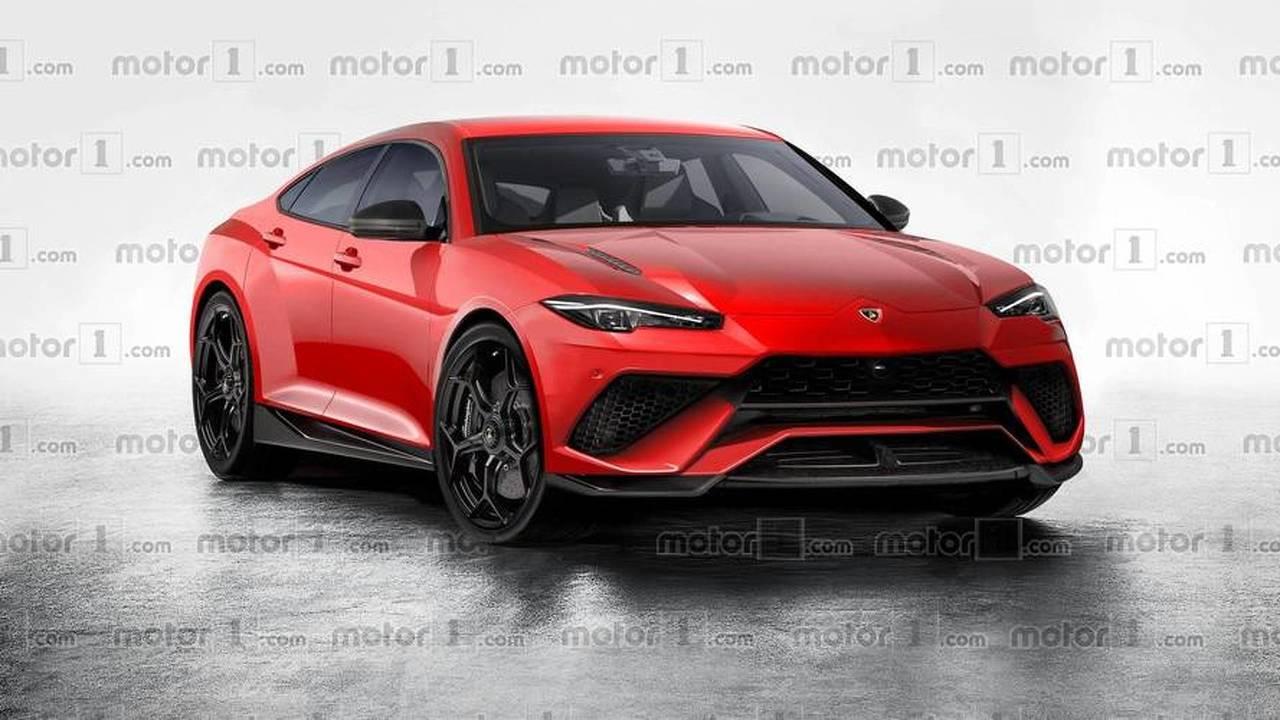 2020 Lamborghini Sedan
