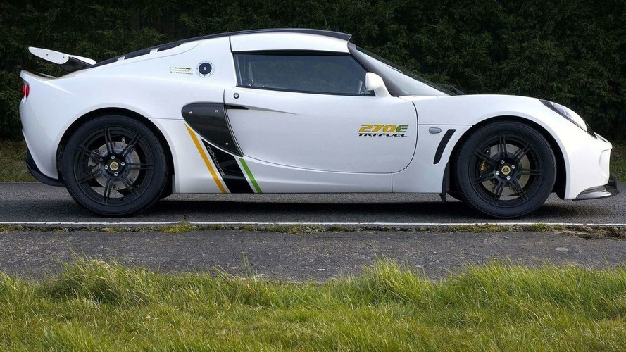 Lotus Exige 270E TriFuel headed for Geneva