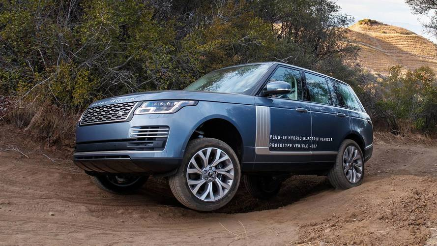 2019 Land Rover Range Rover P400e First Drive: Never Stop Exploring