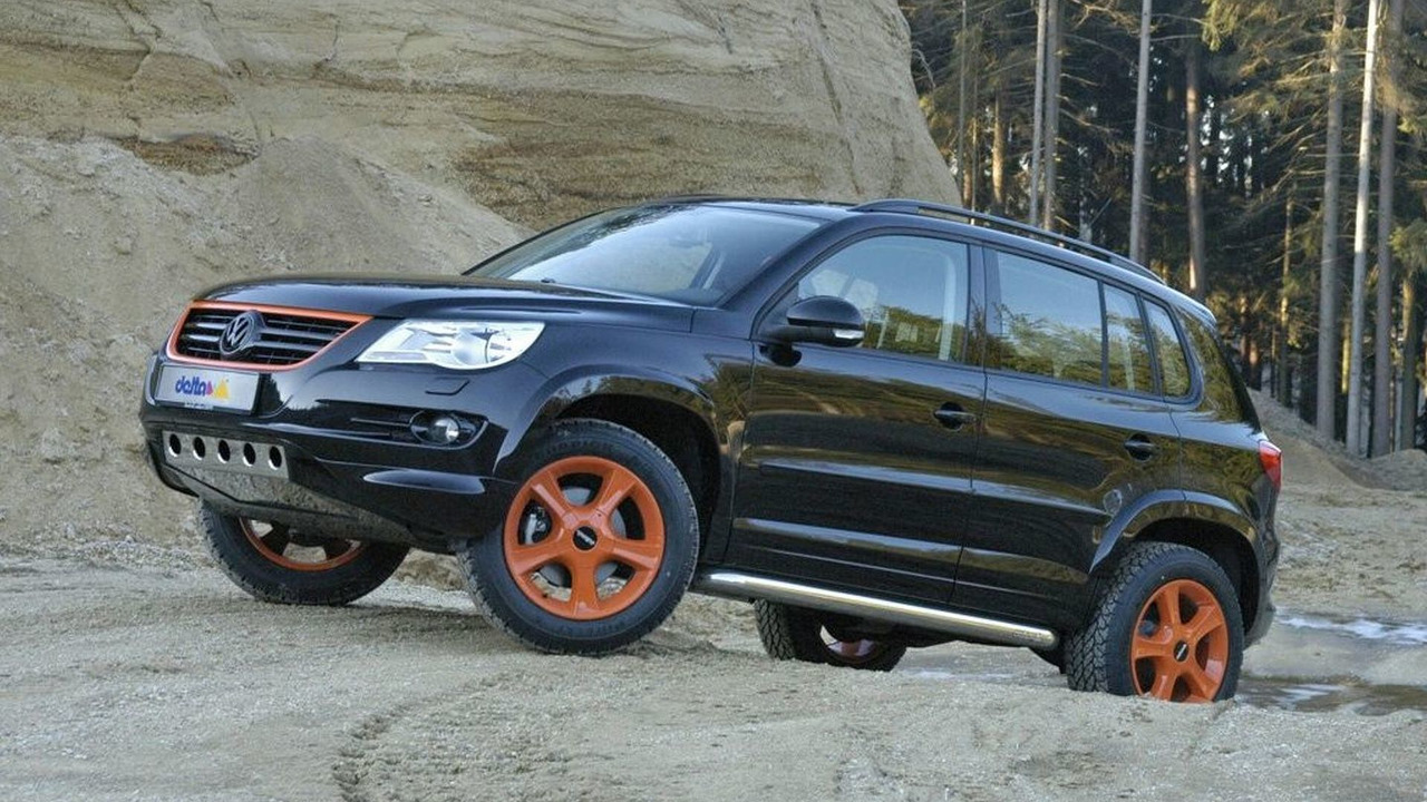 VW Tiguan by Delta 4x4