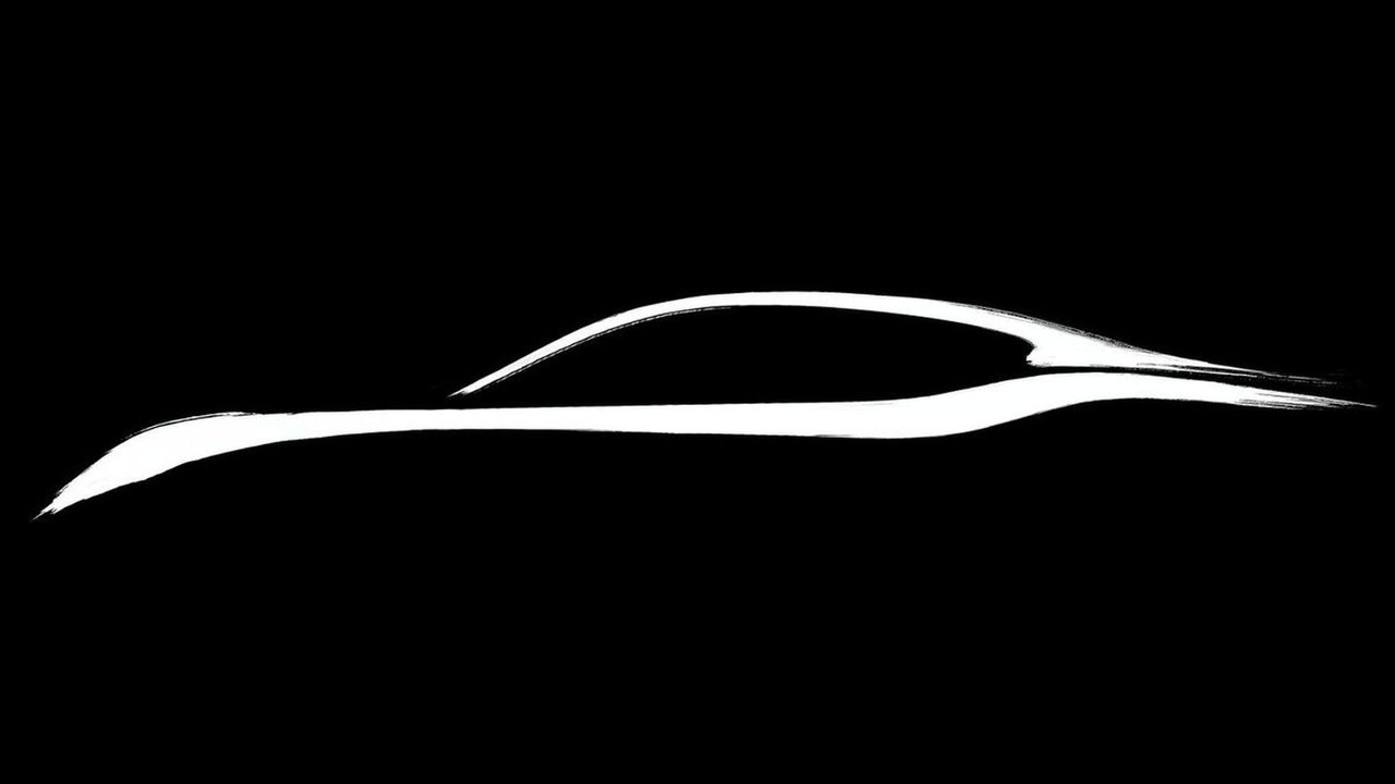 Infiniti M performance luxury sedan teaser