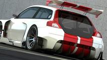 Volvo C30 Racer Rendering by Vizualtech