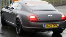 Bentley Supersports Biofuel Prototype