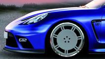 9ff Panamera Turbo renderings,9ff Panamera Turbo renderings