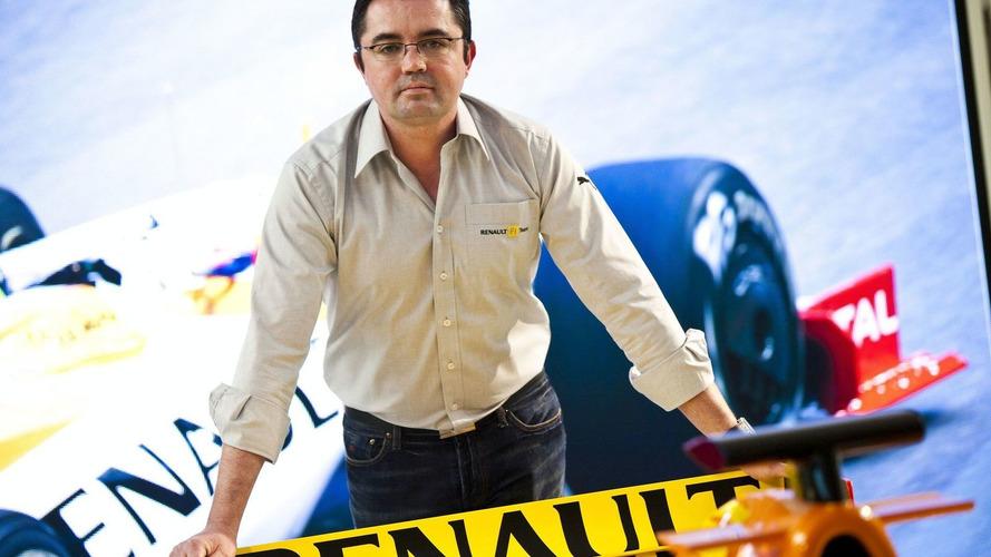 Boullier staying Renault team boss - Bahar