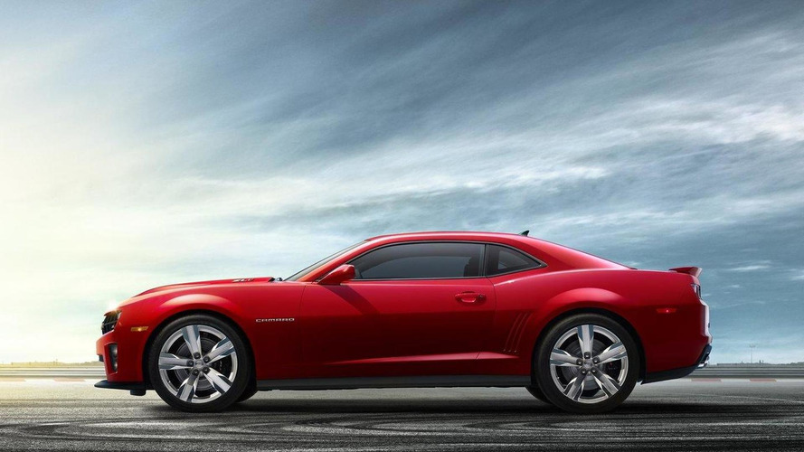 Chevy introduces the 2012 Camaro ZL1 [video]