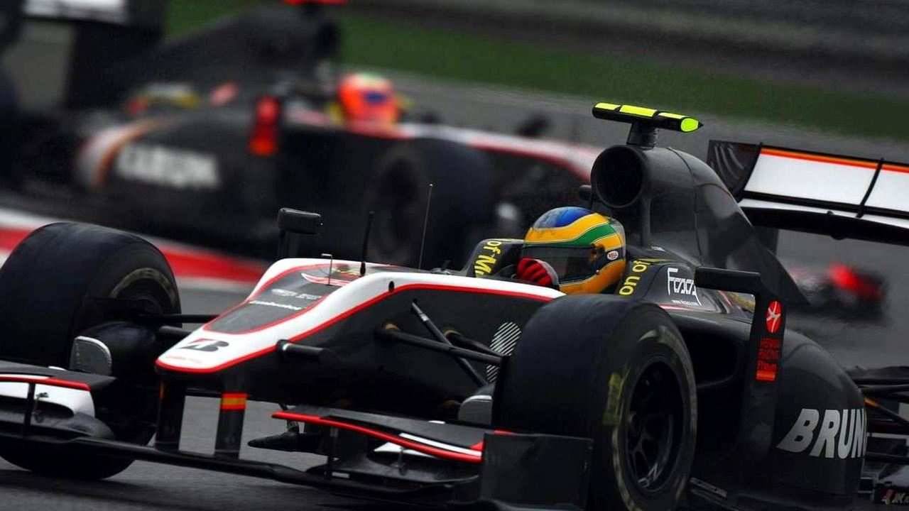 Bruno Senna (BRA), Hispania Racing F1 Team, HRT, Chinese Grand Prix, 18.04.2010 Shanghai, China