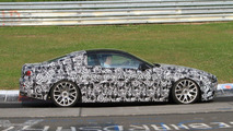 2012 BMW F12 M6 first spy photos on Nurburgring, Germany 29.06.2010