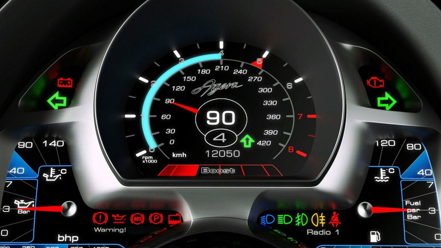 Koenigsegg Agera LIVE in Geneva - First Video Released