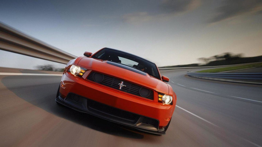 2014 Ford Mustang comes into focus