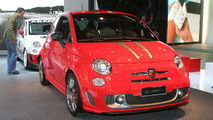 Abarth 695 Tributo Ferrari at 2009 Frankfurt Motor Show