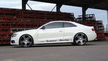 Senner Audi A5 with Carlsson 1/5 Evo DS 21-inch wheels