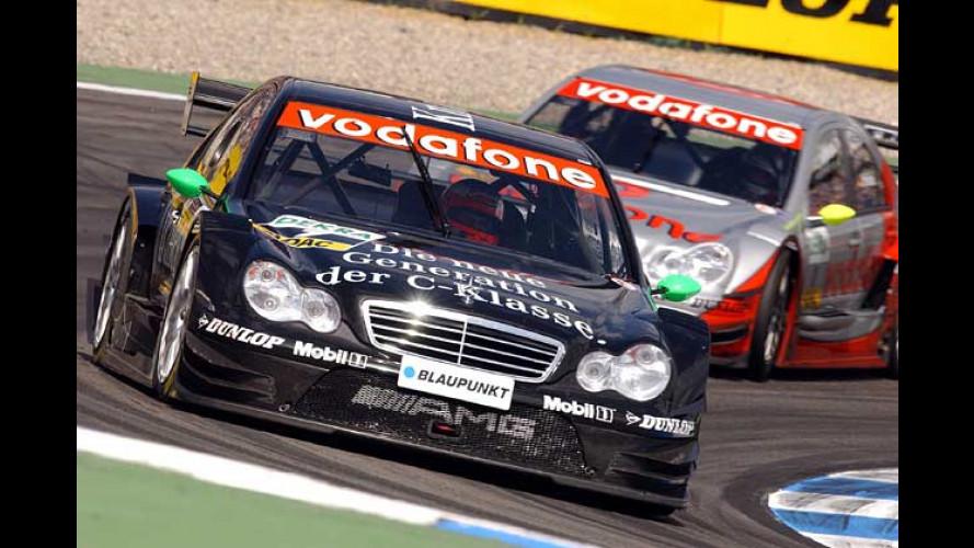 DTM: Mercedes dominiert beim Auftakt in Hockenheim