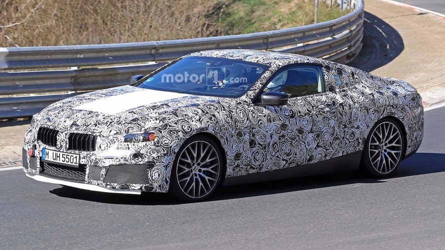 BMW M8, 8 Series M Package Spied Thrashing The Nürburgring