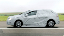Renault Megane III Artists Rendering