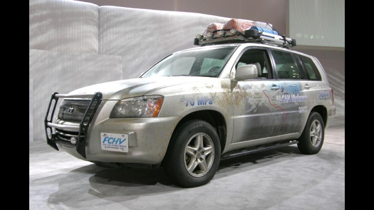 Toyota Highlander FCHV