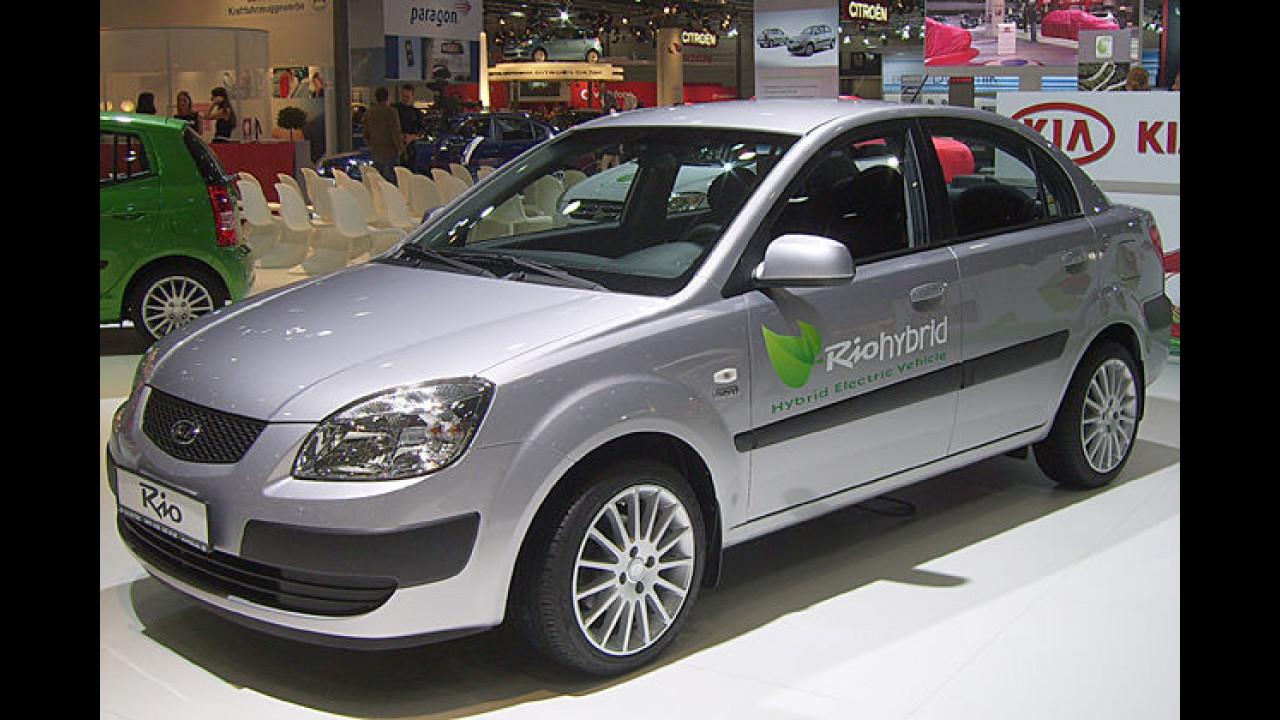 Kia Rio Hybrid
